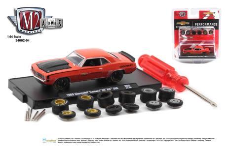M2-Machines-Auto-Wheels-series-4-OReilly-Auto-Parts-1969-Chevrolet-Camaro-SS-RS-396