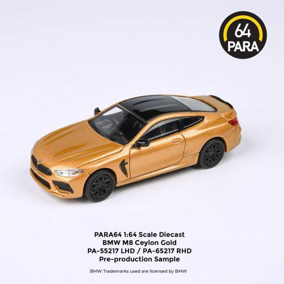 Para64-BMW-M8-Coupe-Ceylon-Gold-001
