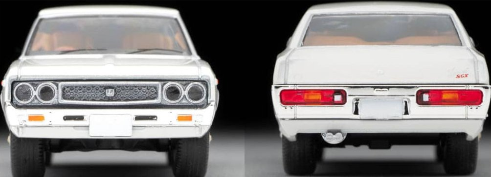 Tomica-Limited-Vintage-Neo-Nissan-Laurel-Hardtop-2000SGX-Blanc-005