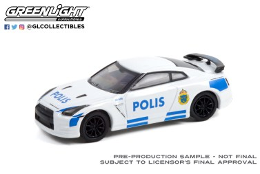 GreenLight-Collectibles-Hot-Pursuit-40-2014-Nissan-GT-R-R35