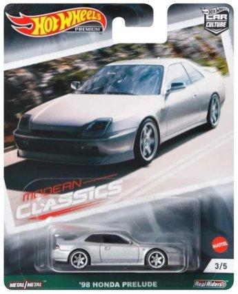 Hot-Wheels-Car-Culture-Modern-Classics-3-98-Honda-Prelude