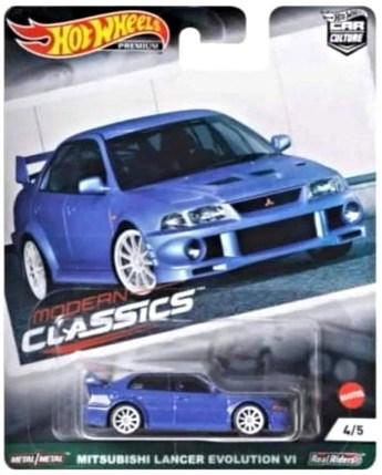 Hot-Wheels-Car-Culture-Modern-Classics-3-Mitsubishi-Lancer-Evolution-VI
