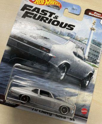 Hot-Wheels-Premium-Fast-And-Furious-Fast-Superstars-Chevy-Nova-SS