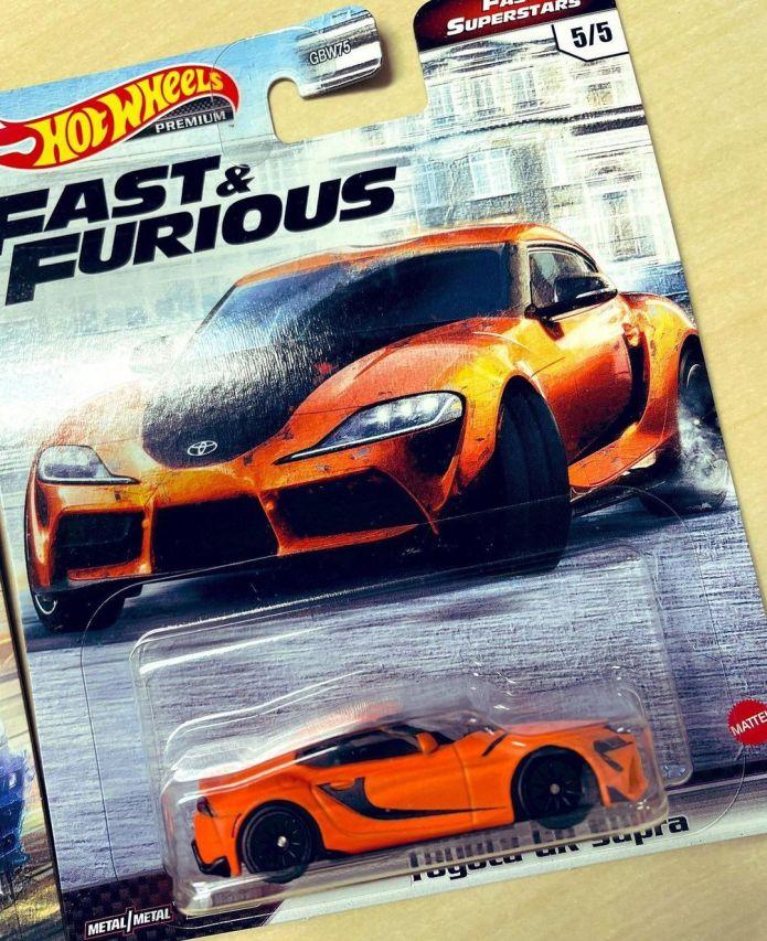Hot-Wheels-Premium-Fast-And-Furious-Fast-Superstars-Toyota-GR-Supra