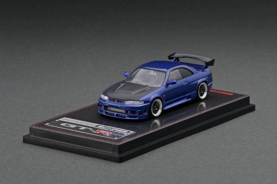 Ignition-Model-Nismo-R33-GT-R-Blue-Metallic-001