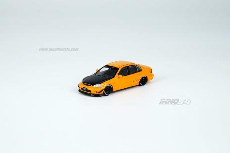 Inno64-Honda-Civic-Ferio-Vi-RS-Metallic-Orange-002