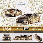 YM-Model-Gold-Lexus-RCF-Pandem-001