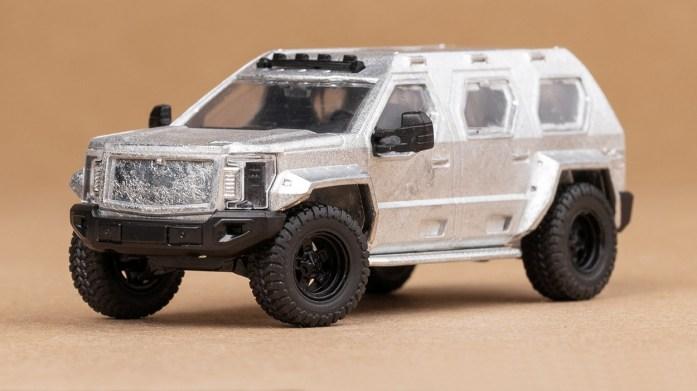 GCD-Diecast-Model-Cars-USSV-G-Patton-Rhino-GX-001