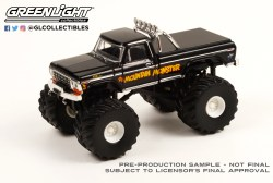 GreenLight-Collectibles-Kings-of-Crunch-Series-10-Pa-Mountain-Monster-1979-Ford-F-250-Monster-Truck