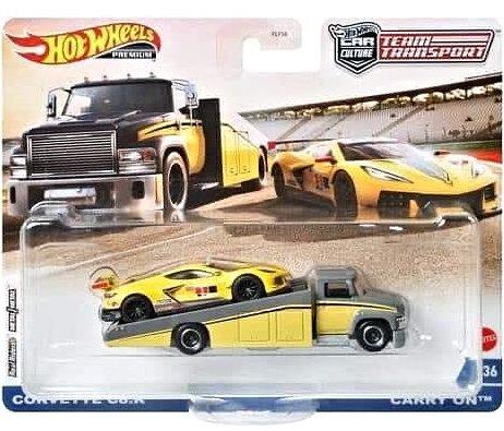 Hot-Wheels-Car-Culture-Team-Transport-Mix-N-Corvette-C8-R-Carry-On