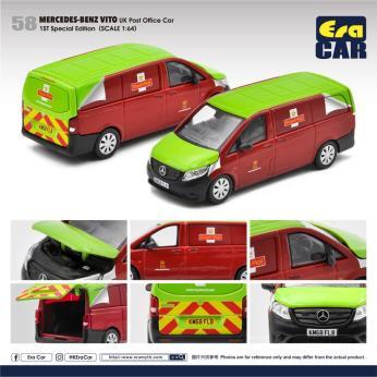 Era-Car-58-Mercedes-Benz-Vito-UK-Post-Office-Car-1ST-Special-Edition