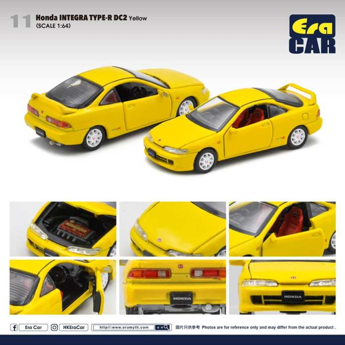 Era-Car-Honda-Integra-Type-R-DC2-Yellow
