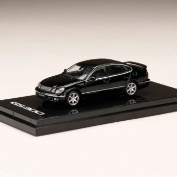 Hobby-Japan-Minicar-Project-Lexus-GS300-black-1