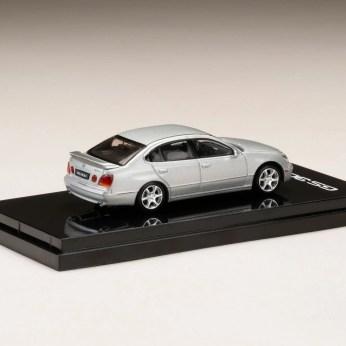 Hobby-Japan-Minicar-Project-Lexus-GS300-grey-2