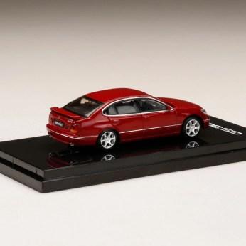 Hobby-Japan-Minicar-Project-Lexus-GS300-red-2