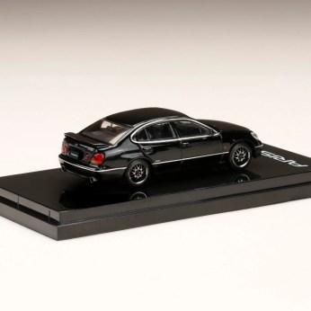 Hobby-Japan-Minicar-Project-Toyota-Aristo-V300-Vertex-Custom-black-2