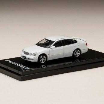 Hobby-Japan-Minicar-Project-Toyota-Aristo-V300-Vertex-white-1