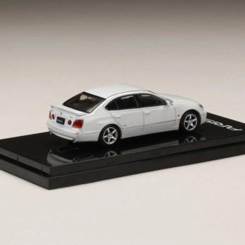 Hobby-Japan-Minicar-Project-Toyota-Aristo-V300-Vertex-white-2