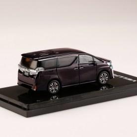 Hobby-Japan-Minicar-Project-Toyota-Vellfire-H30W-Burning-Black-Crystal-Shine-Glass-Flake-002