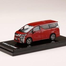 Hobby-Japan-Minicar-Project-Toyota-Vellfire-H30W-Dark-Red-Mica-Metallic-001