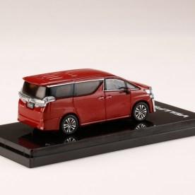 Hobby-Japan-Minicar-Project-Toyota-Vellfire-H30W-Dark-Red-Mica-Metallic-002