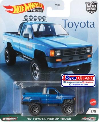 Hot-Wheels-Car-Culture-Toyota-87-Toyota-Pickup-Truck