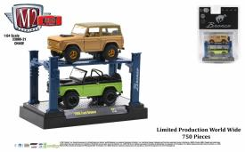 M2-Machines-Auto-Lifts-release-21-1966-Ford-Bronco-Chase-Car