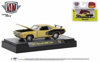 M2-Machines-Detroit-Muscle-Release-58-1971-Plymouth-HEMI-Cuda