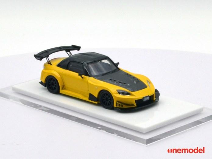 One-Model-Honda-S2000-Js-Racing-Copper-Yellow-3