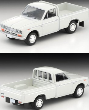 Tomica-Limited-Vintage-Neo-Datsun-Truck-1300-Deluxe-White-002