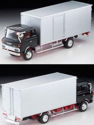 Tomica-Limited-Vintage-Neo-Hino-Ranger-KL545-Panel-Van-Black-002