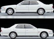 Tomica-Limited-Vintage-Neo-Nissan-Laurel-2500-Twincam24V-Medalist-V-1992-White-003