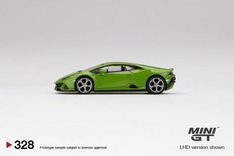 Mini-GT-Lamborghini-Huracan-EVO-Verde-Mantis-3