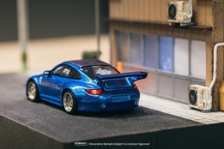Tarmac-Works-Porsche-997-Old-and-New-Blue-Metallic-002