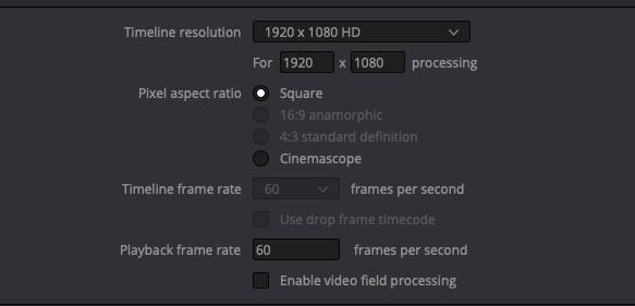 convertir vidéo en 60 fps