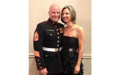 Veteran Dave Robbins Discovers New Calling