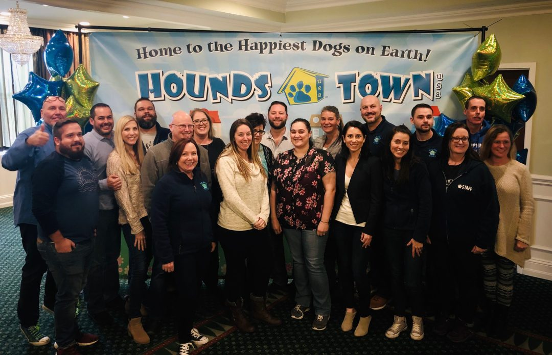 Hounds Town Dog Day Care Franchise Hosts Its Annual Franchisee Conference