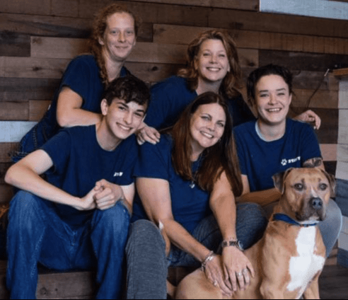 pet care franchise - rescue dog - foster - dog daycare