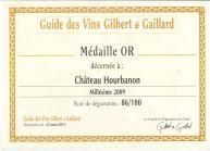 Diplome Gilbert et Gaillard