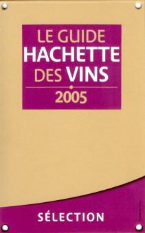 Guide Hachette 2005