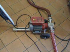 Pompe à rotor 10 000 litres par heure
