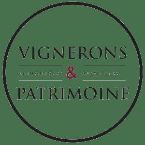 vins-logo vignerons & patrimoine 300