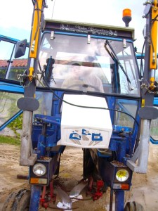 Hugues et Clovis tracteur (6)