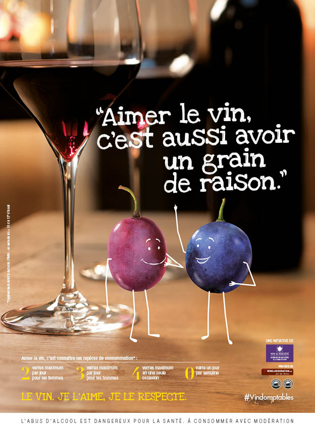 Annonce-Vin rouge