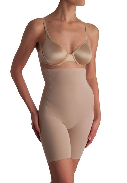 High Waist Long Leg Shaper