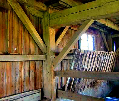 Post and Beam Timber Framing