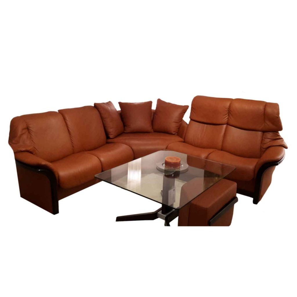 stressless eldorado sofa leather sofas at sears relaxsofa paloma brandy untergestell