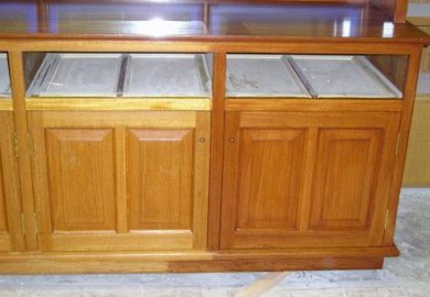 Staining Kitchen Cabinets With Gel Stain