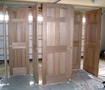 Spray paint interior doors for How to spray paint doors