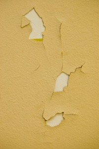 What Causes Ceiling Paint To Peel. Interior Peeling Paint
